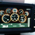 LOWRANCE ELITE 7-Ti GPS魚探を載せ替えました